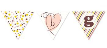 Confetti 'Hearts' Stripes