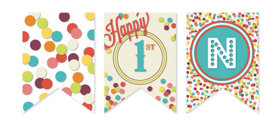 party decor - Kids Funfetti Party by Kelly Maron Horvath