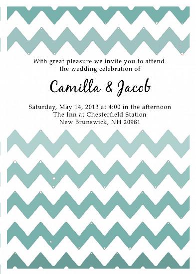wedding invitations - Love grows by Jillian Barber