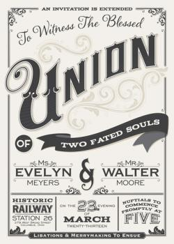 A Blessed Union