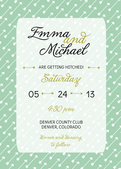 wedding invitations - Love Captured by Cut the Cake Designs