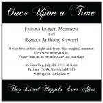 Once Upon a Time...  by Meggie Kaplan