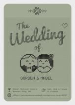 Tamagotchi Wedding by Cats Blue Brew