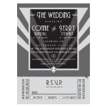 Old Hollywood Wedding I... by Margaret Andersen