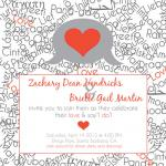 Modern Love Language by SweetBirch Designs