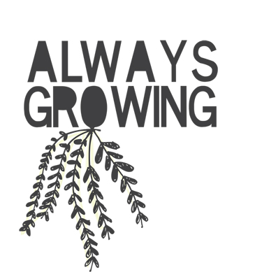 art prints - Always Growing by Lisa Nelson