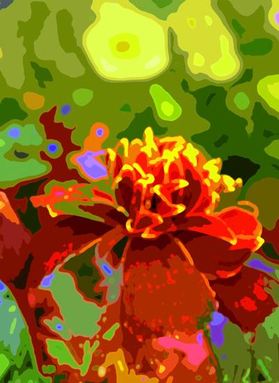 art prints - marigoldgoround by Jennifer Gundling