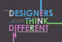 Designers Think Differe... by Aubrie Pegs