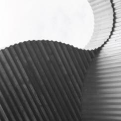corrugated thoughts