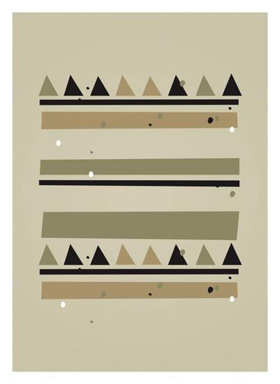 art prints - Navajo North by Christina Novak