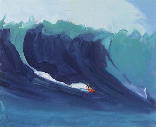 art prints - Joel Surf 2 by Annie Seaton