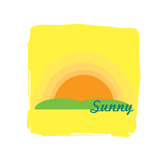 art prints - Sunny by Aubrie Pegs