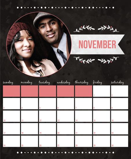 calendars - Dark Whimsy by Emma Trithart