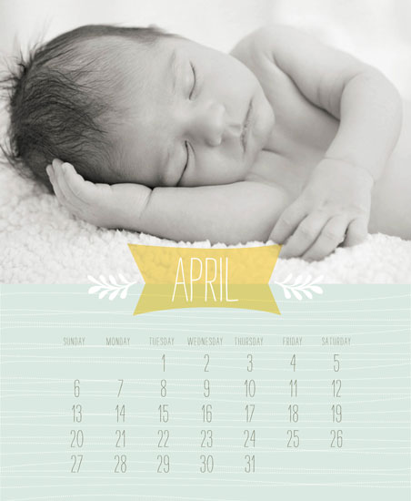 calendars - Whisper by Robin Ott