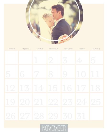 calendars - Year 'Round by Ashley Ottinger