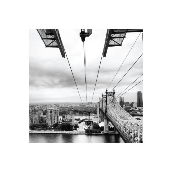 art prints - Aerial City by Dogear Press