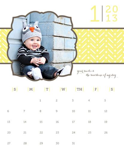 calendars - Sunshine by Kristen Jasper