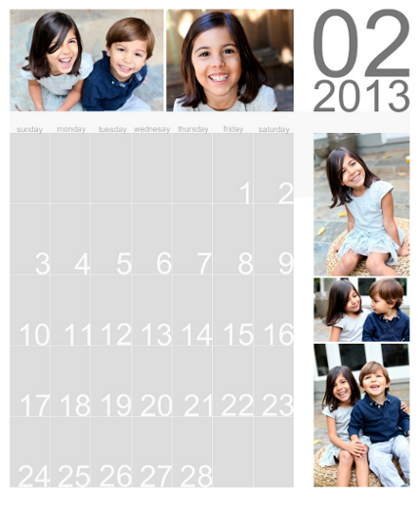 calendars - Clean Collage by NomadicPoetryStudio