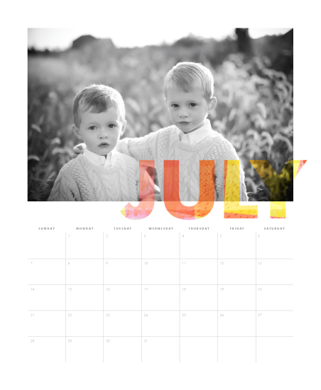 calendars - The Gallery by Kristie Kern