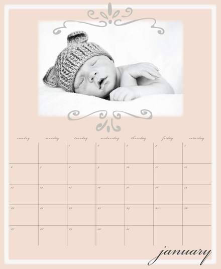 calendars - Simply Beautiful by Brittany Warren