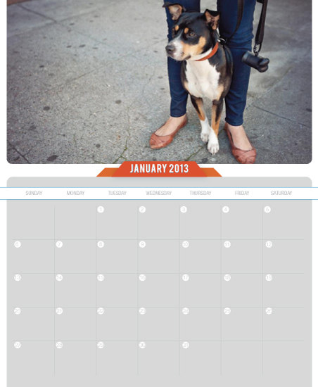 calendars - Basic by Becky Nimoy