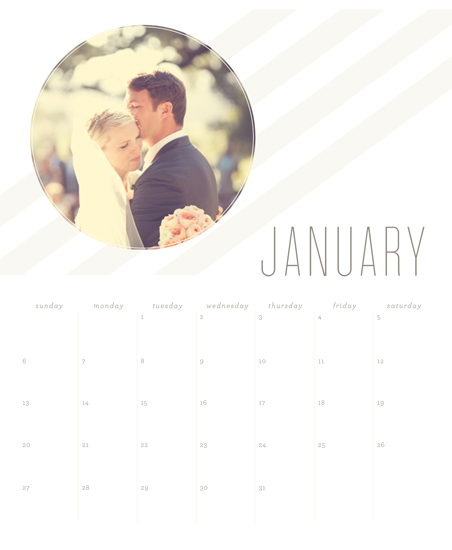 calendars - A Little Chic by Jessica Williams