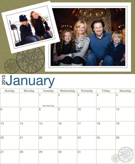 calendars - Rustic Love by Kelly Lani