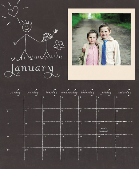 calendars - Scribbles by Elina