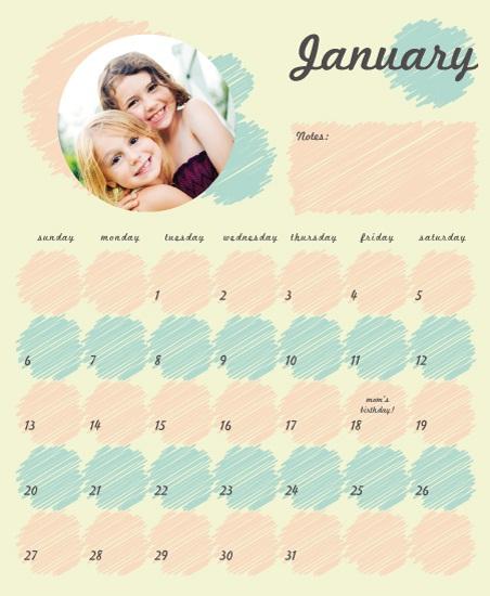 calendars - Scribbles by kimbupamu