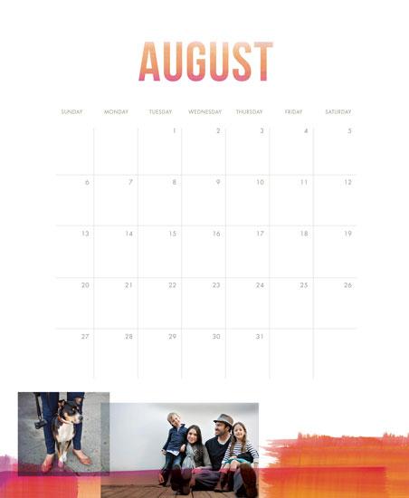 calendars - studio wash by Robin Ott
