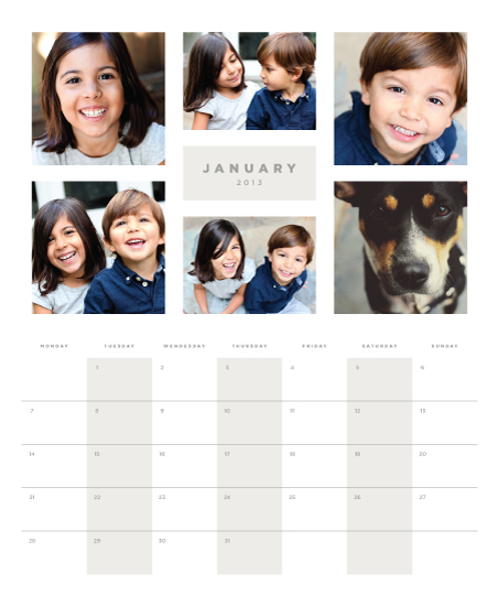 calendars - Urban Post by Alston Wise