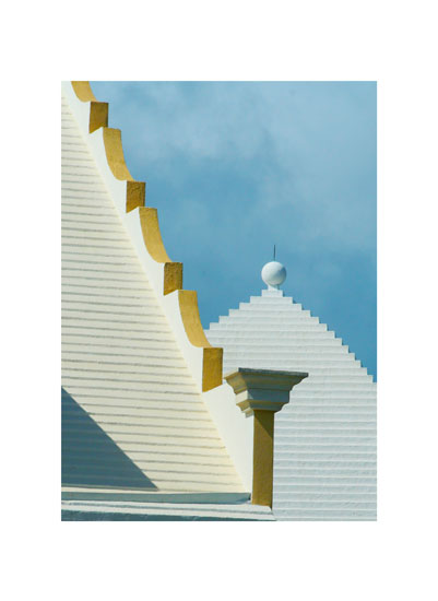 art prints - Rooftops by Lisa McCafferty