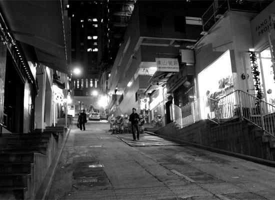 art prints - Streets of Hong Kong  by Shaz