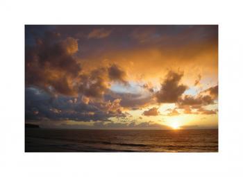 The Obligatory Sunset Photo