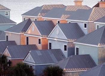 Wild Dunes Rooftops