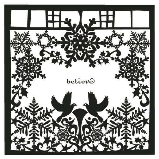 art prints - Believe by Kristine Hickcox