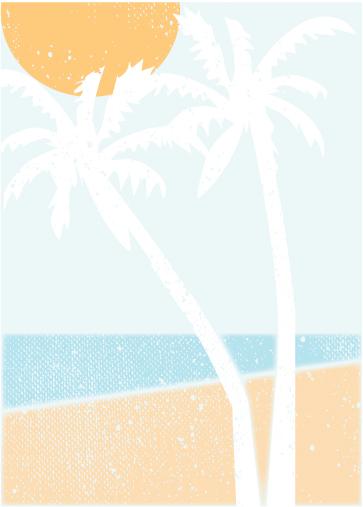 art prints - Palmae by Marabou Design