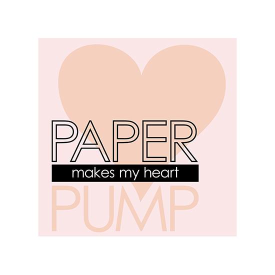art prints - Heart Pump by Llorente Design