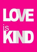 Love is Kind by Rebecca Whitehead