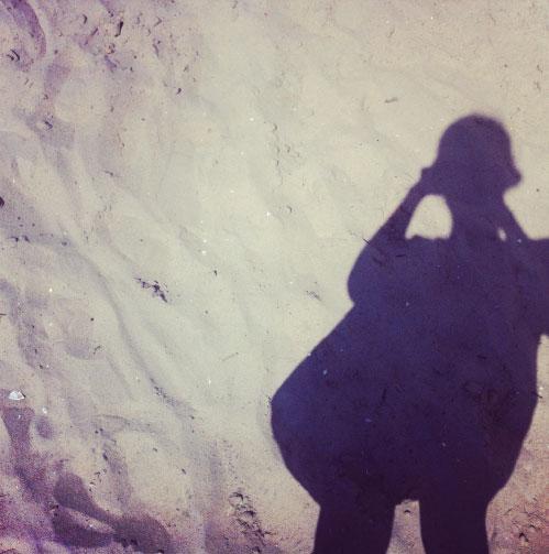 art prints - Shadow of Me by Jennifer Walter