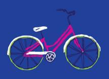 The Bold Bike by Tanya Swartz