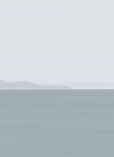 art prints - Morning Fog by Katherine Moynagh