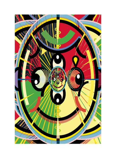 art prints - Glad by Lance Jackson