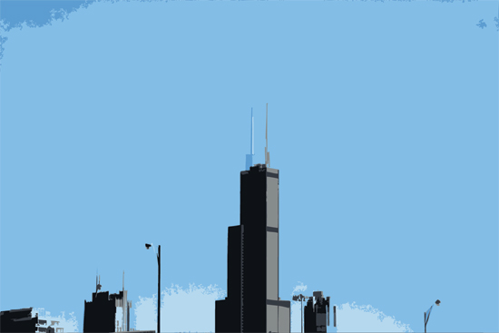 art prints - Skyline Treasure by Fred Bledsoe