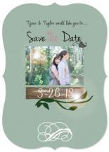 Mystical Garden Wedding by Taylor Grey