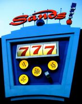 sands casino by Atom Gunn