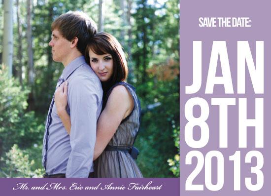 save the date cards - 1-8-2013 by Matt Scauzillo
