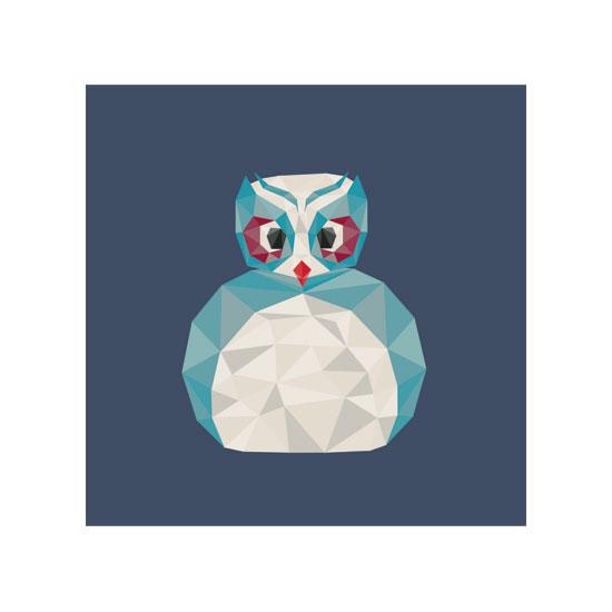art prints - Owl by Ashley Ottinger