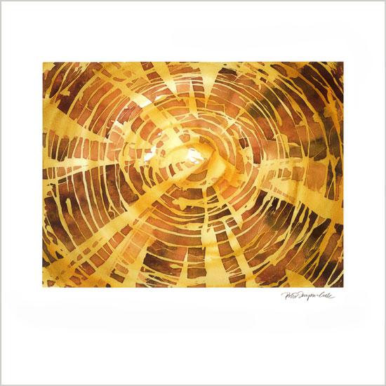 art prints - Soleil by Peter Simpson Cook
