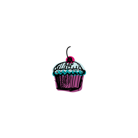 art prints - Sweet Cakes Buffet Part 4 by Phrosne Ras